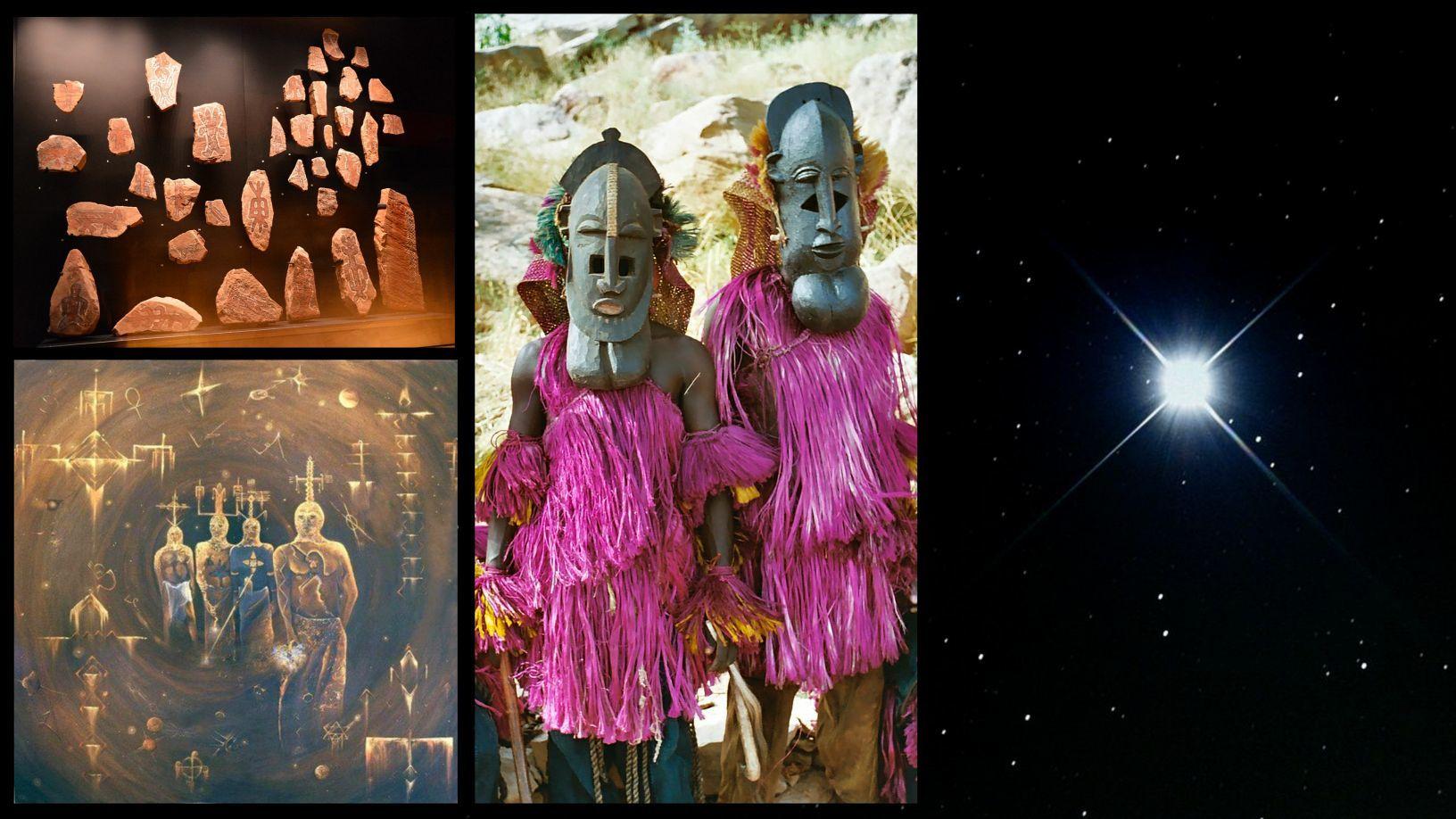 Der afrikanische Stamm und die unglaubliche außerirdische Zivilisation von Sirius, der uns in den letzten 4 Jahren besucht hat