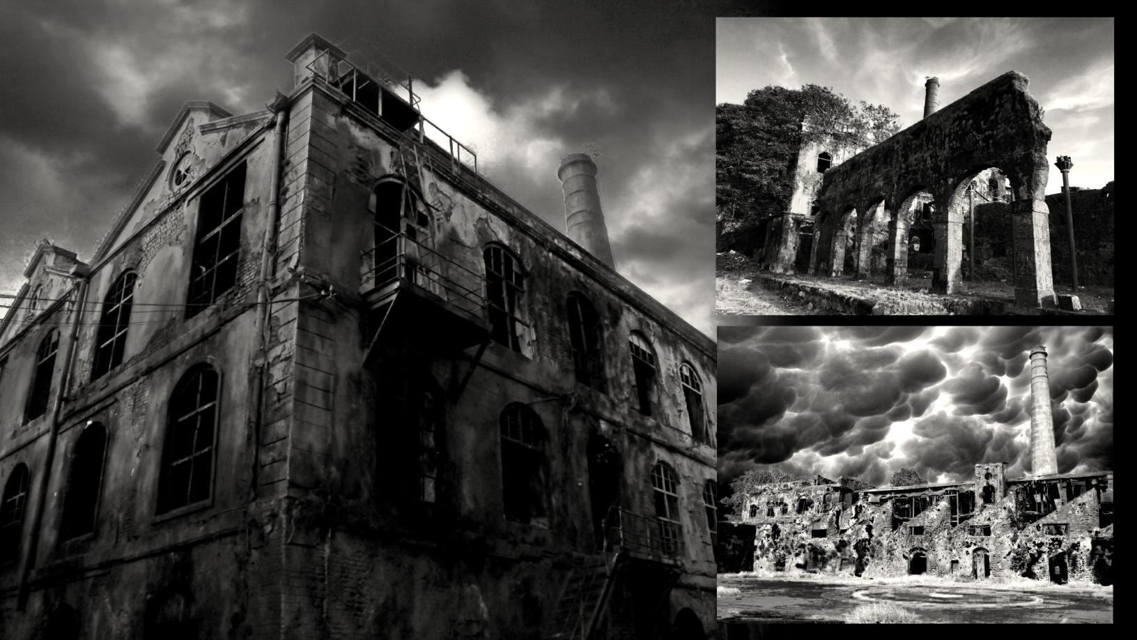 Mukesh Mills – The terrifying story behind the abandoned 19th-century textile mills in Mumbai 2