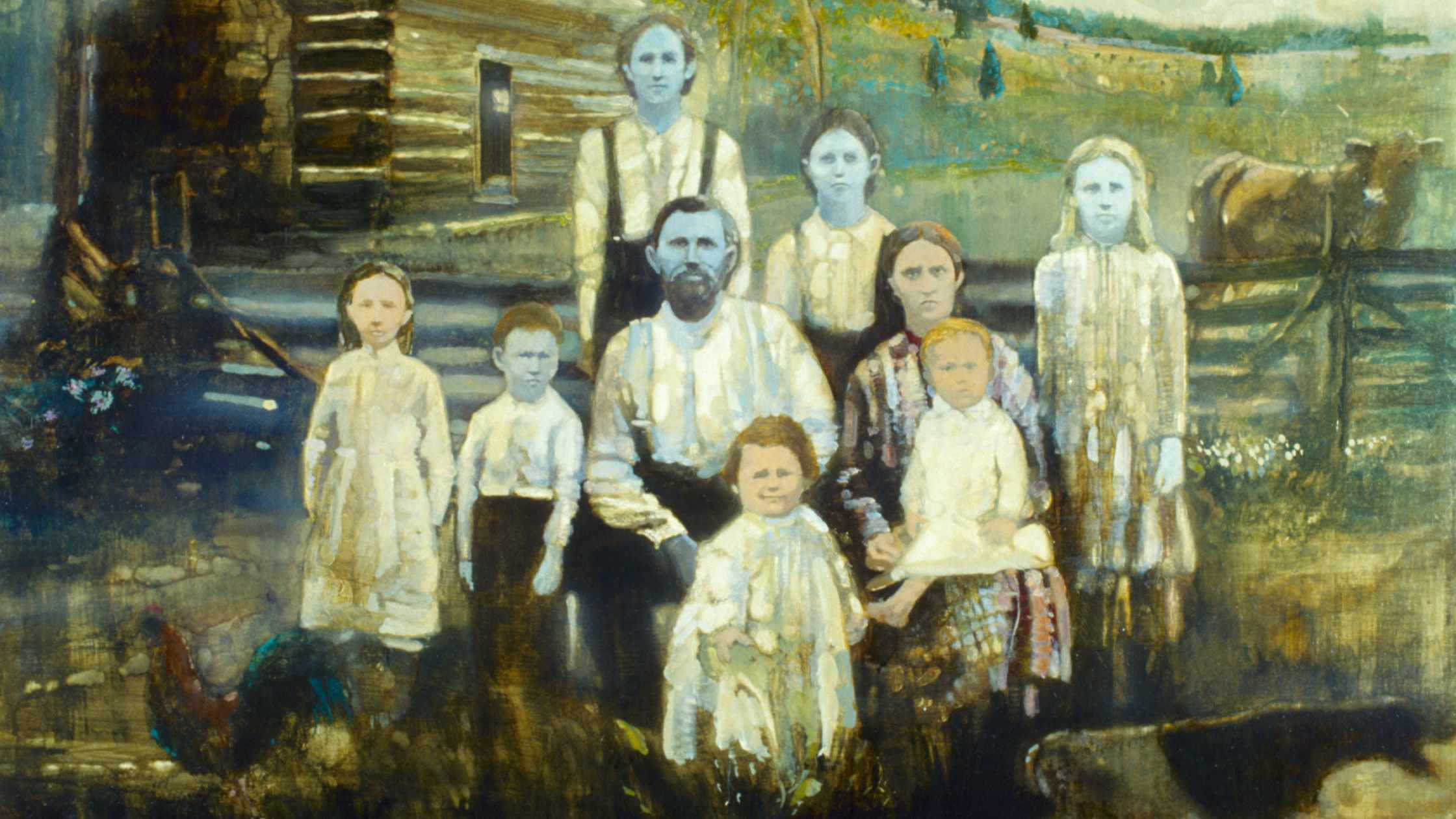 The strange story of the Blue People of Kentucky 2