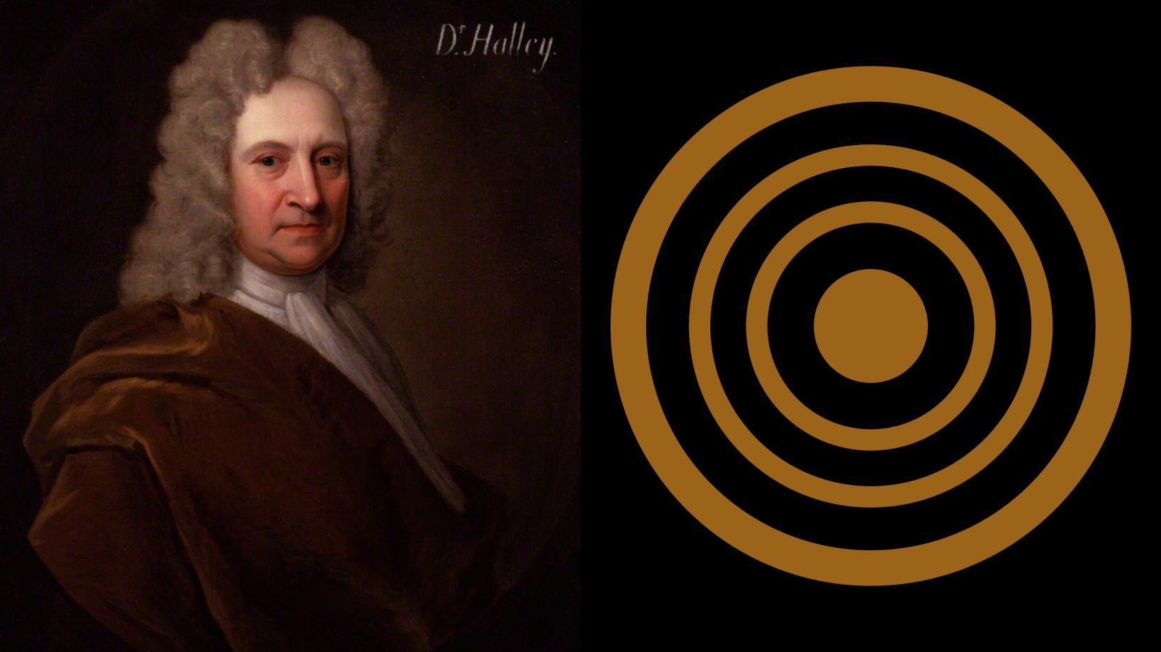 Edmund Halley's Hollow Earth theory