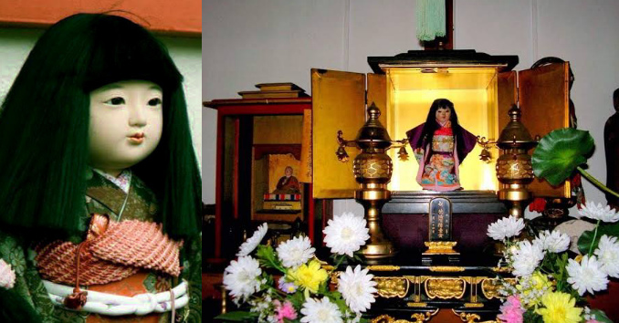 Okiku – The Haunted Japanese Doll