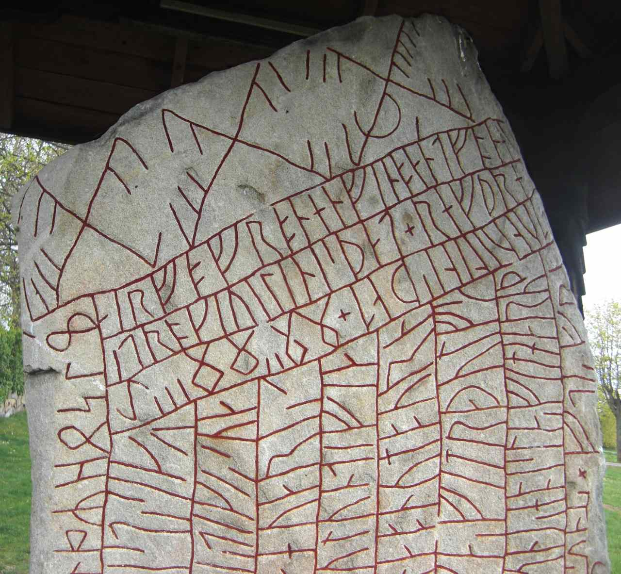 The mysterious Rök Runestone warned of climate change in the distant past 2