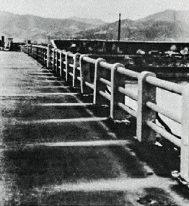 Hiroshima Shadow Bridge