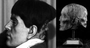 the demon face of Edward Mordrake