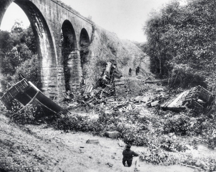 phantom train of bostian bridge
