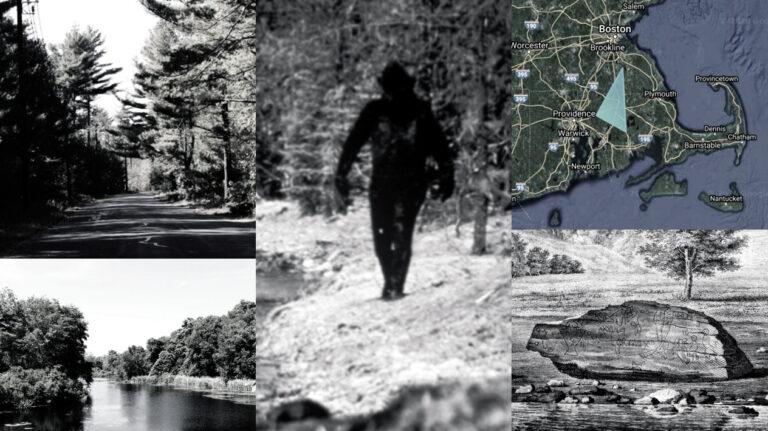 The Bridgewater Triangle Of Massachusetts