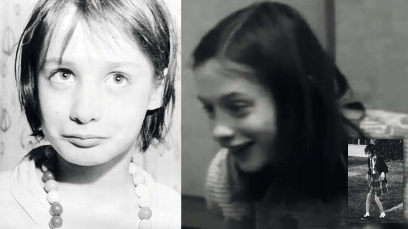 Genie the feral child photos,