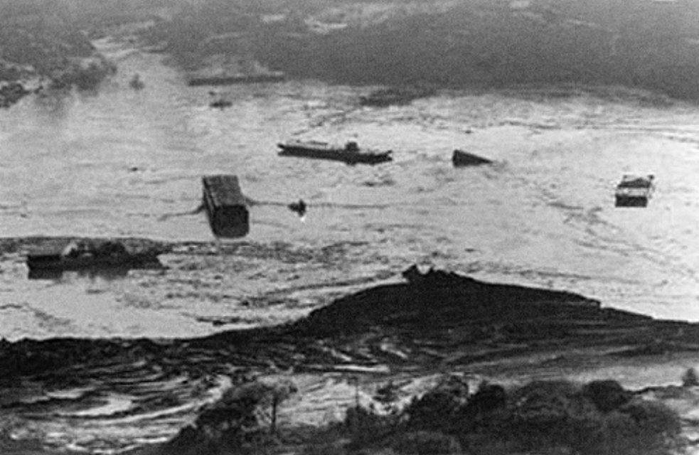 Lake Peigneur Disaster