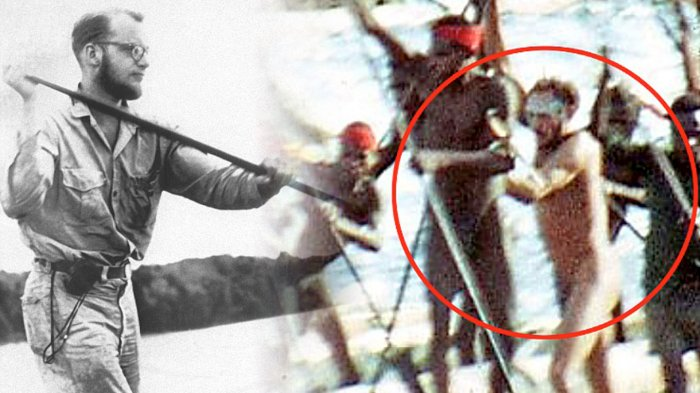 17 most mysterious photos in the world that cannot be explained 20