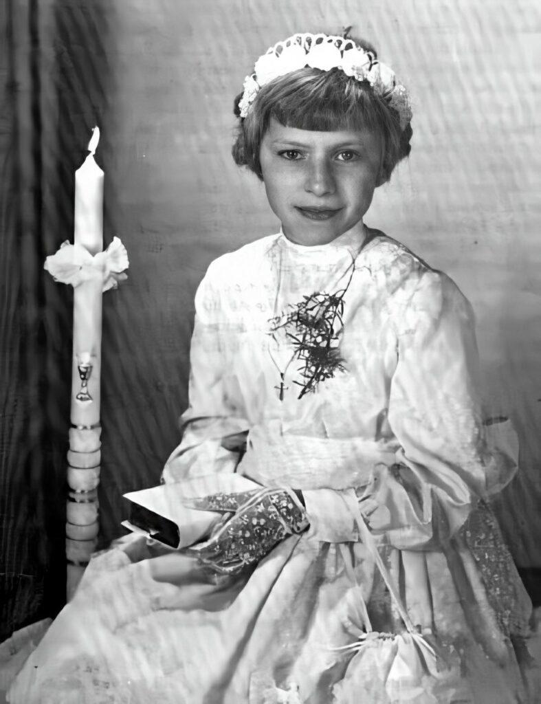 Anneliese Michel in her early life. © FB/AnnelieseMichel