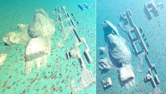 De onderwaterstad van Cuba - Is dit de verloren stad Atlantis? 8