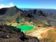 Emerald Lakes, Mt Ruapehu, Tongariro National Park
