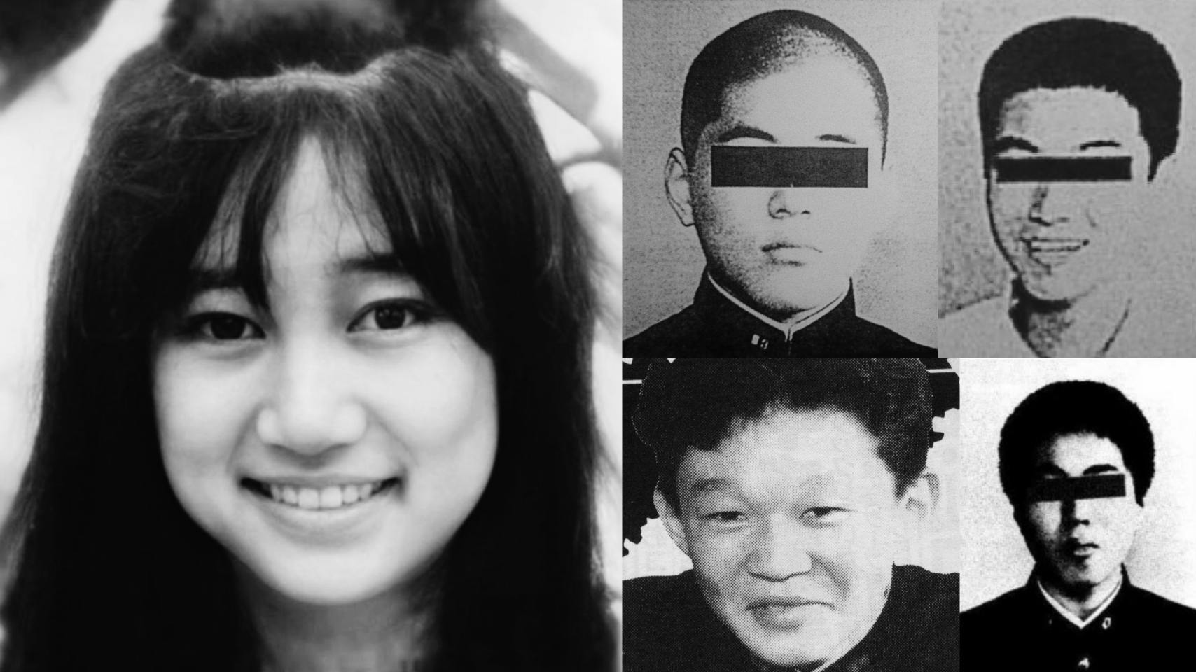 Junko Furuta dan para perlaku pemerkosanya