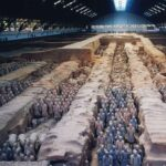 Tomb of Terracotta Warriors, China