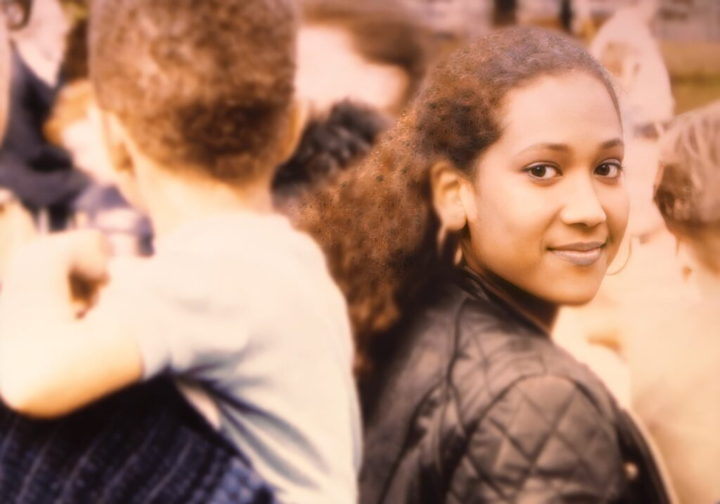 Joyce Carol Vincent went to see a Nelson Mandela tribute concert at Wembley, in 1990.