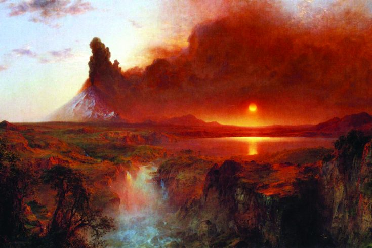 """1816: The""""year without a summer"""" brings disasters to the world 3"""