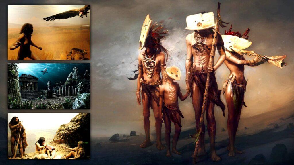 13 voorbeelden die uw perceptie over de geschiedenis en toekomst van de mensheid zullen veranderen 17