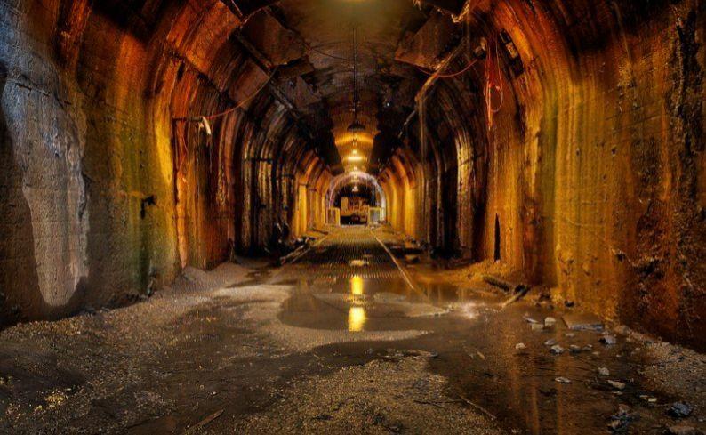 Shanghai Tunnels