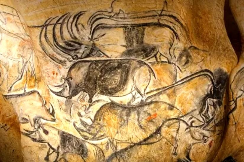 An underworld connection: Ancient people may have created cave art while hallucinating! 3