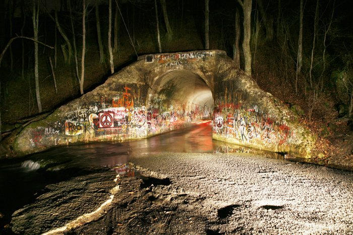 21 scariest tunnels in the world 17
