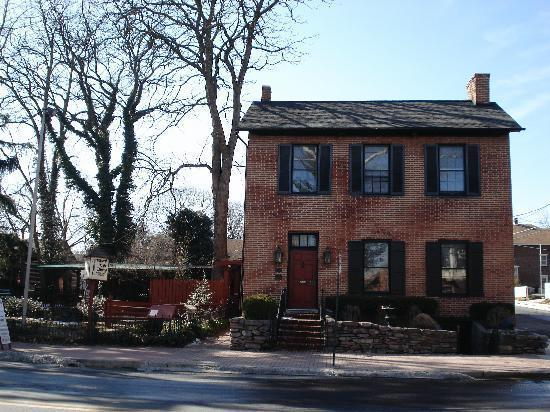 Farnsworth House, Gettysburg, Pennsylvania