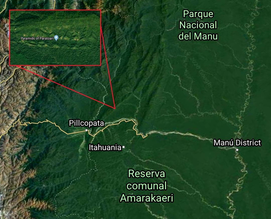 Stad van goud: de verloren stad Paititi may wees de meest lucratieve historische vondst 3