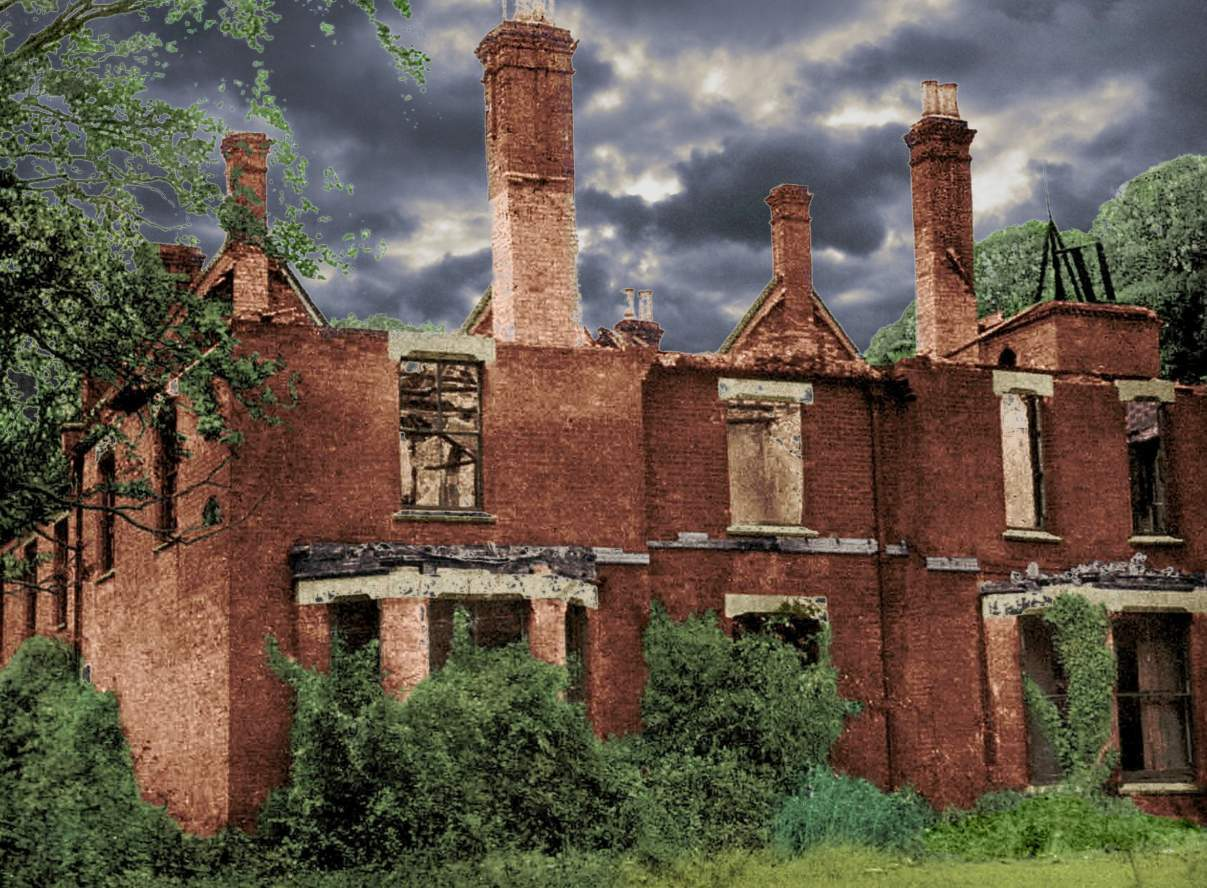 The 21 most haunted places in the United Kingdom 7