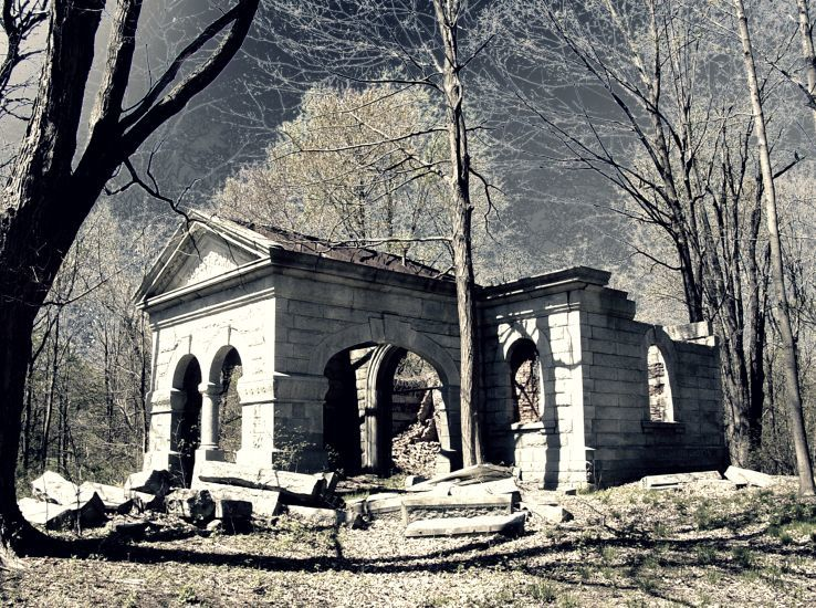 13 most haunted places in New York State 15
