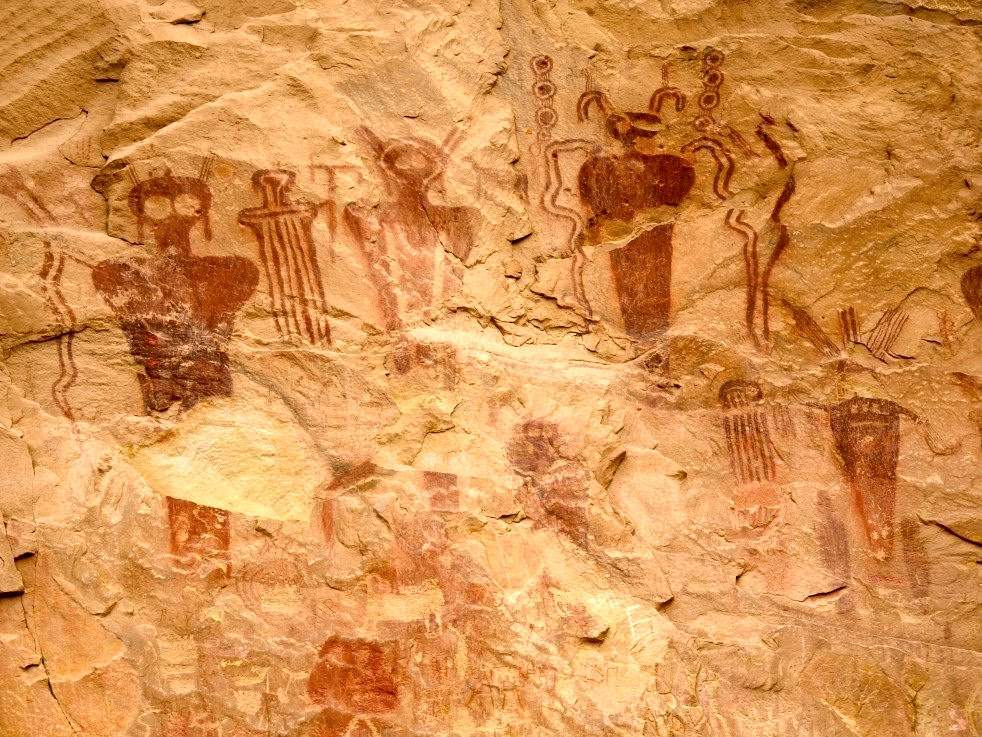 These 8 mysterious ancient arts seem to prove the ancient astronaut theorists right 7
