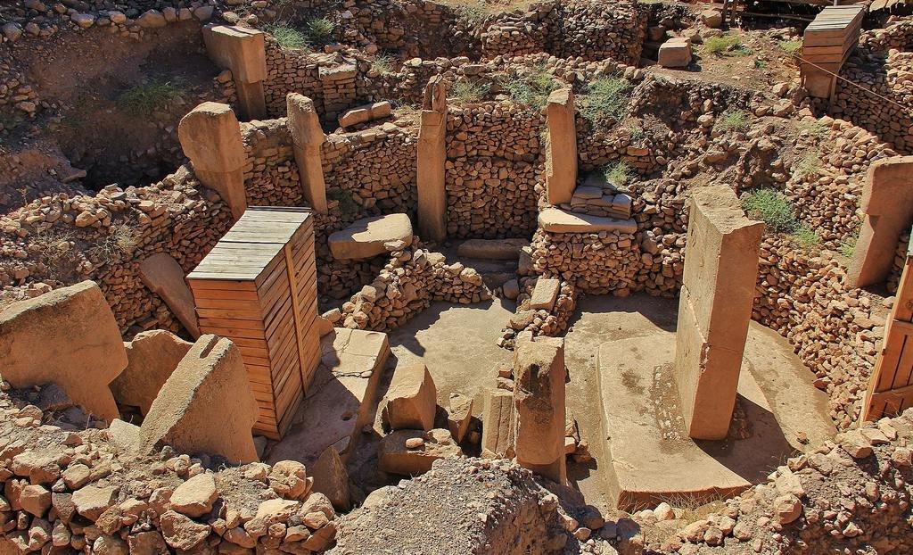 Göbekli Tepe oudste megalithische structuur ooit gevonden op aarde