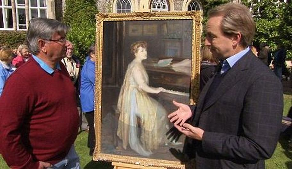 A mysterious painting that stopped a haunting in Heale House 6