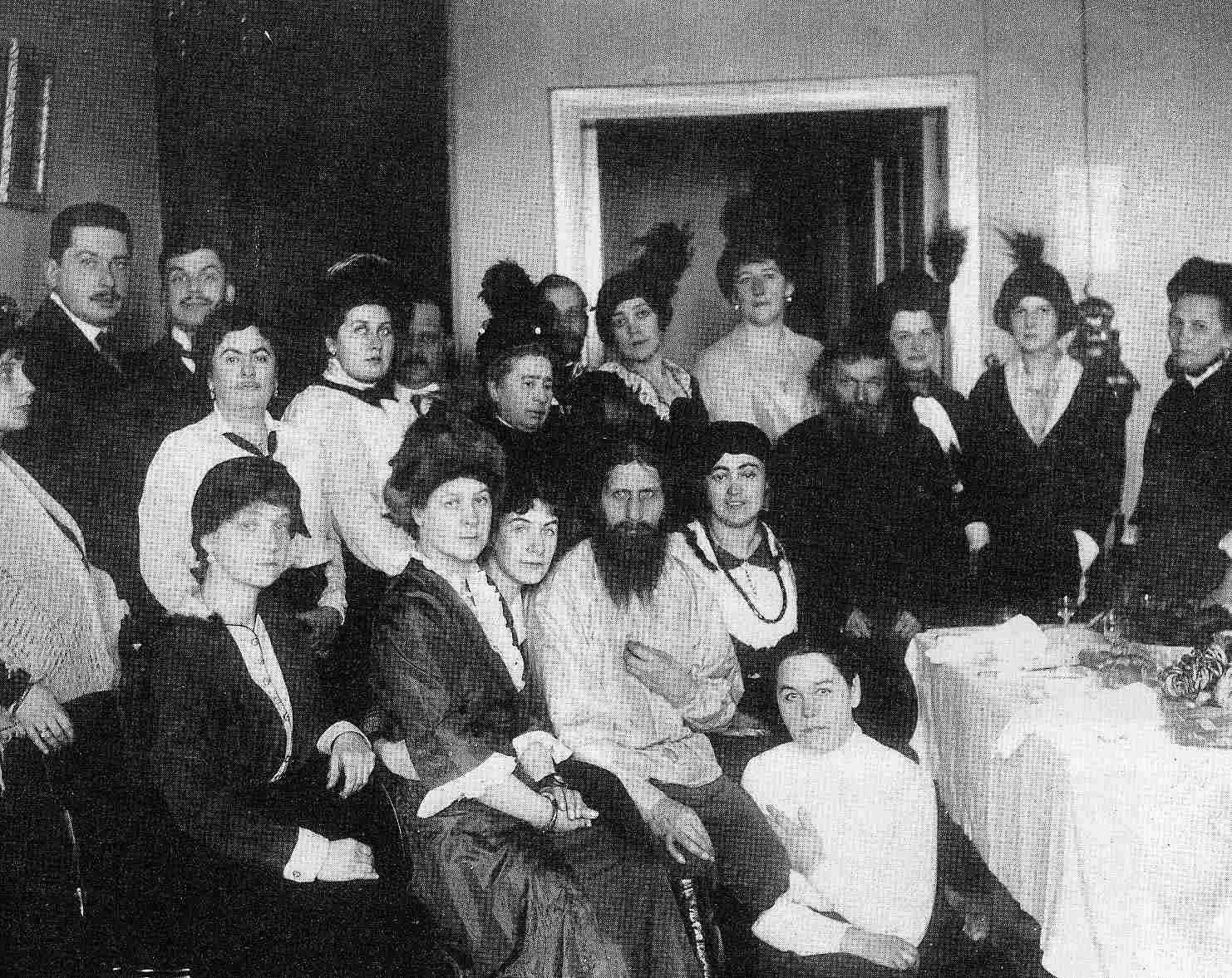 Truth and lies about amorous exploits of Grigori Rasputin 8