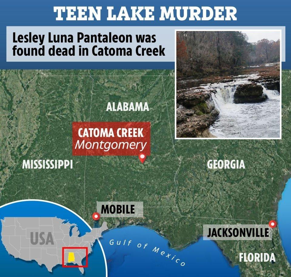 The murder case of Montgomery teenager Lesley Luna Pantaleo 7