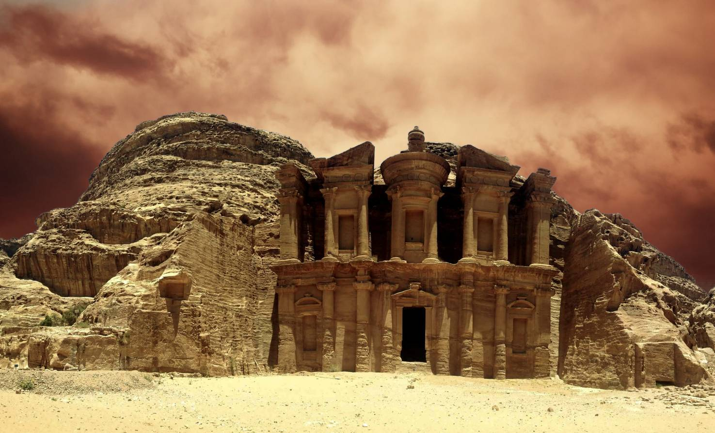16 ancient cities and settlements that were mysteriously abandoned 19