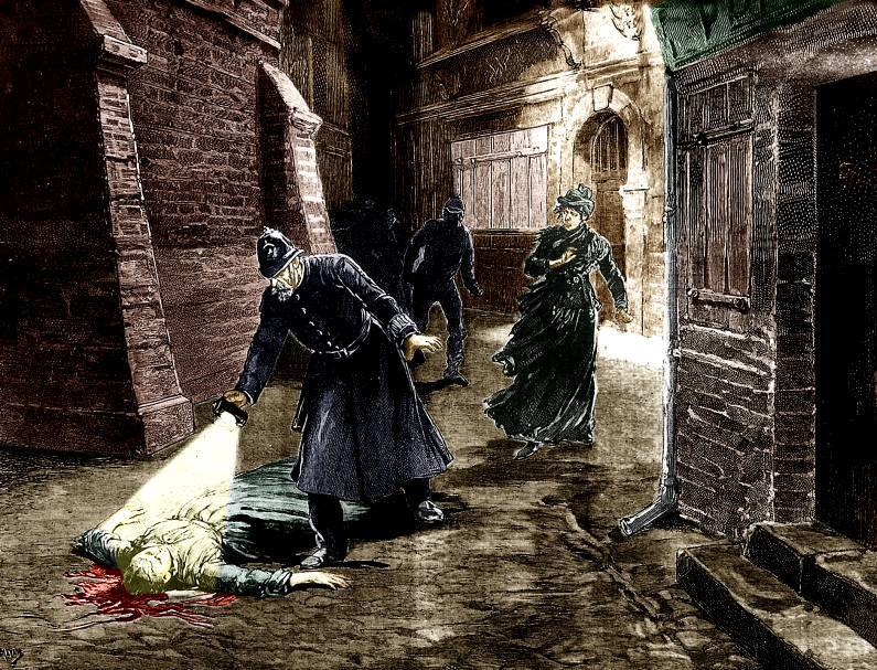 Who was Jack the Ripper? 6