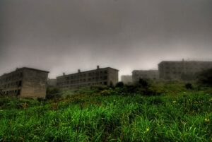 The Ghost Town Of Matsuo Kouzan