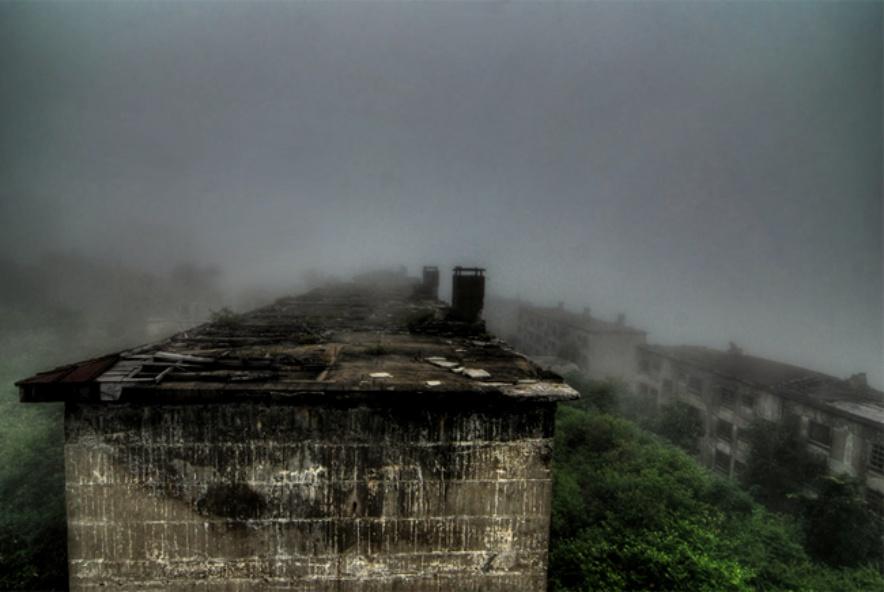 De mysterieuze spookstad Matsuo Kouzan - De echte 'Silent Hill' 4
