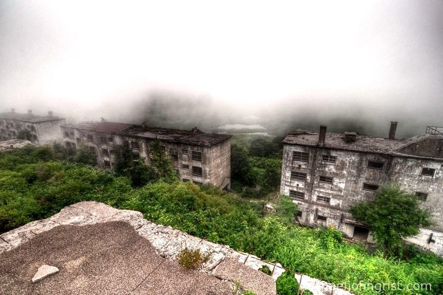 Matsuo Kouzan Ghost Town