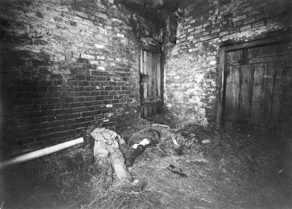Hinterkaifeck Murders