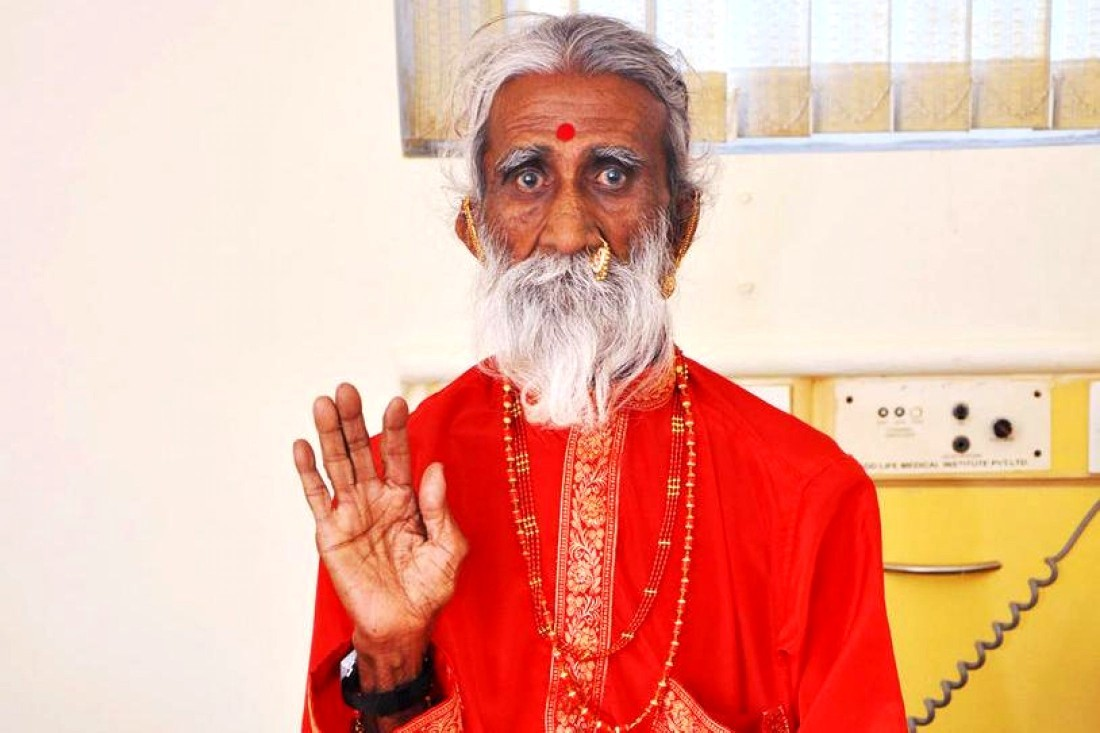 Prahlad Jani – The Indian yogi who claimed to live without food or water for decades 5