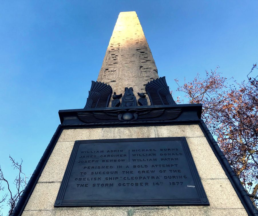 10 sự thật hấp dẫn về Obelisks 10
