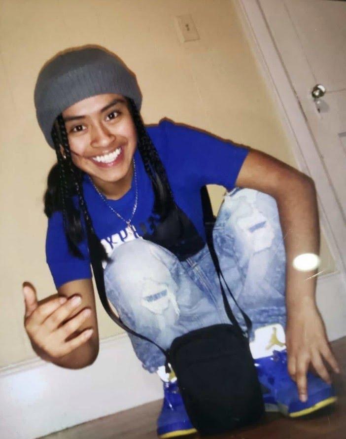 The murder case of Montgomery teenager Lesley Luna Pantaleo 5
