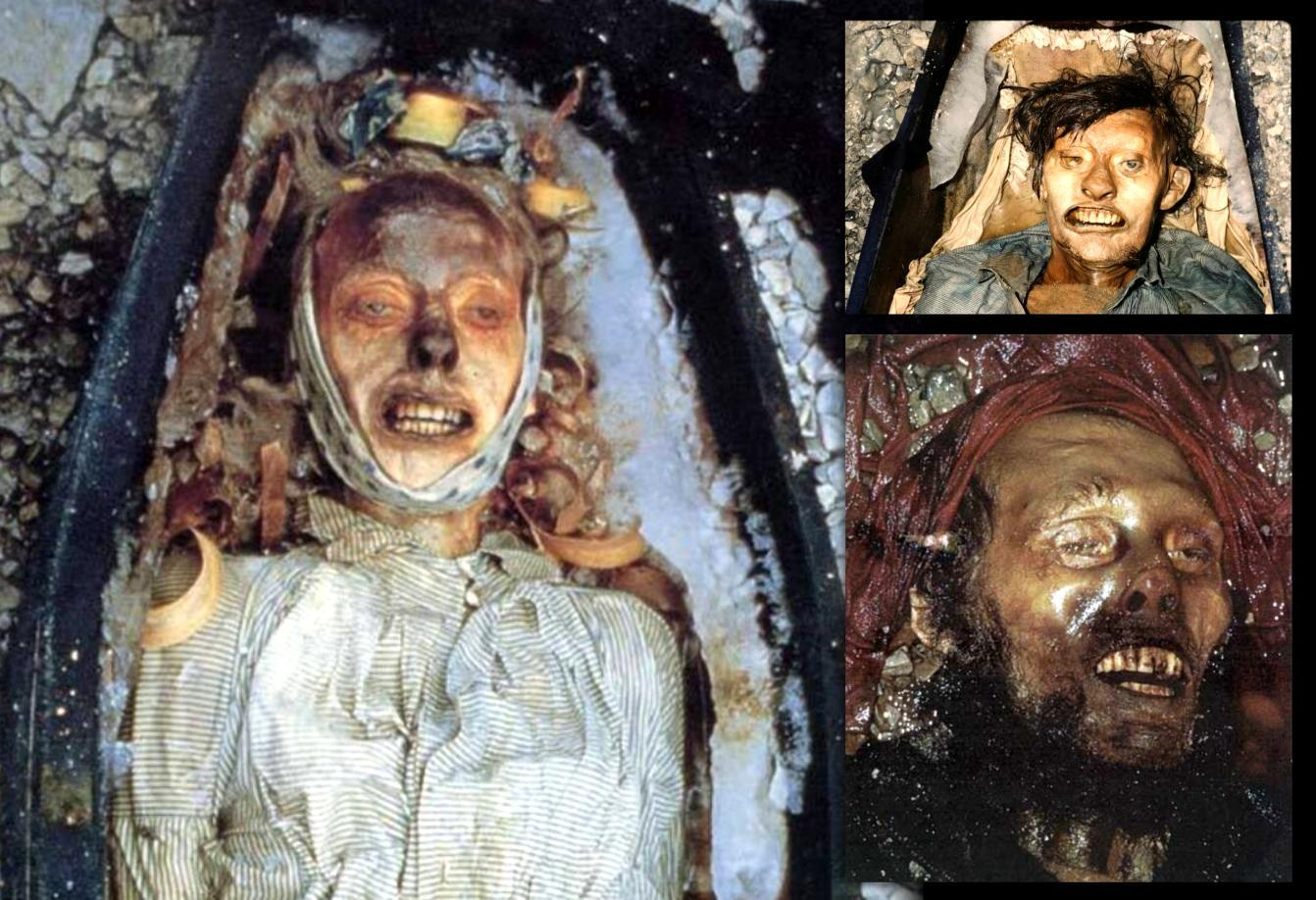 21 incredibly well-preserved human bodies that survived the ages astonishingly 7