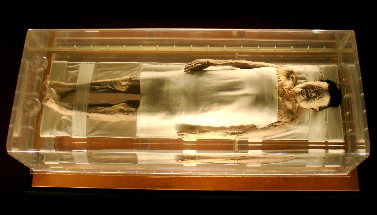 21 incredibly well-preserved human bodies that survived the ages astonishingly 8