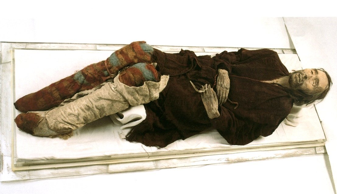 21 incredibly well-preserved human bodies that survived the ages astonishingly 11