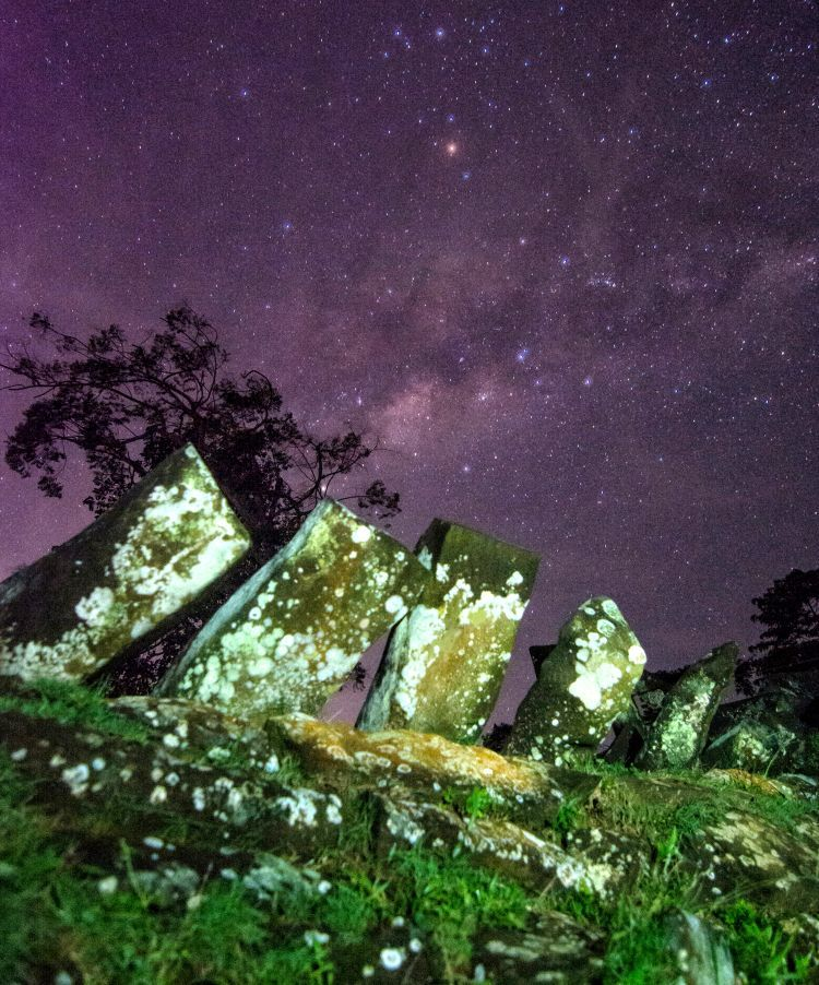 Is the world's oldest pyramid hidden in Mount Padang? 8