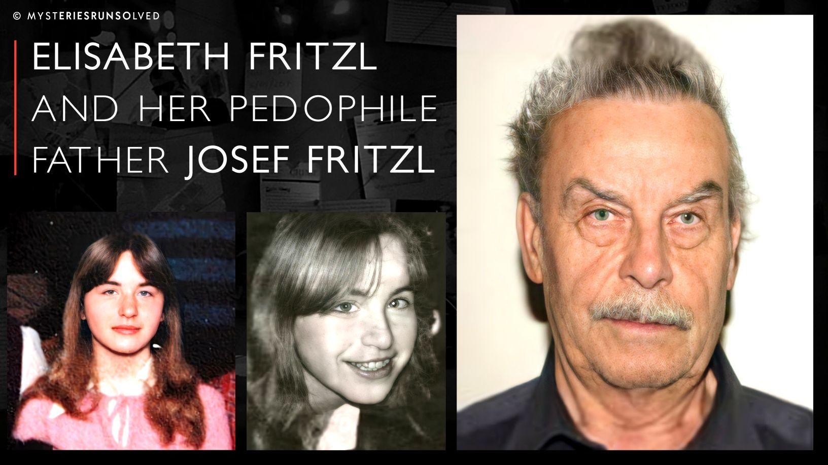 Josef Fritzl And Elisabeth Fritzl
