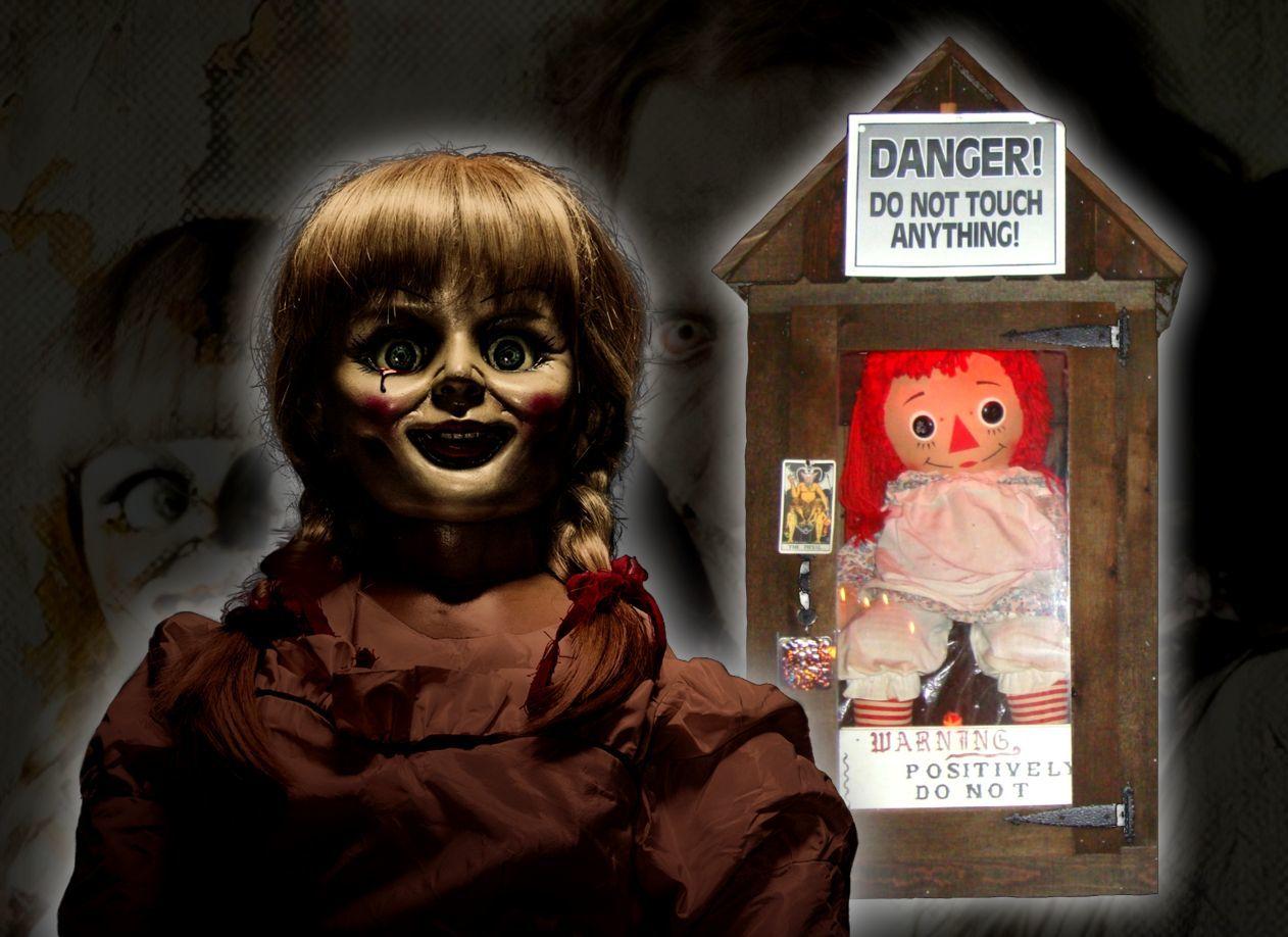Annabelle Haunted Doll
