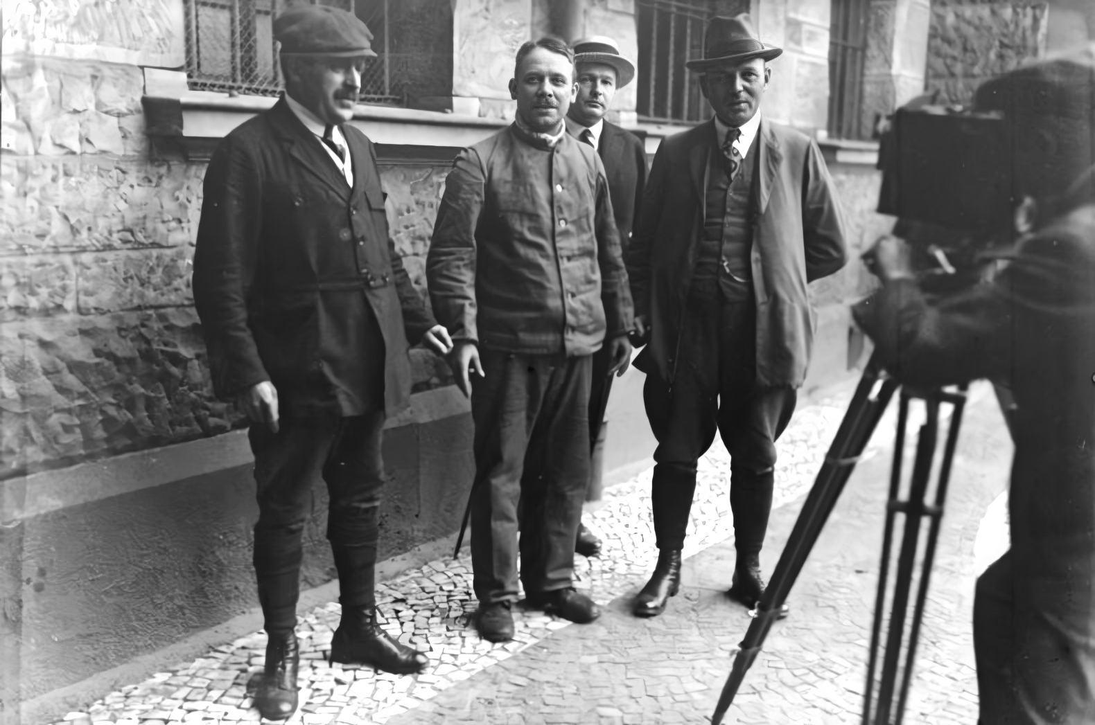 Butcher Of Hanover, Fritz Haarmann