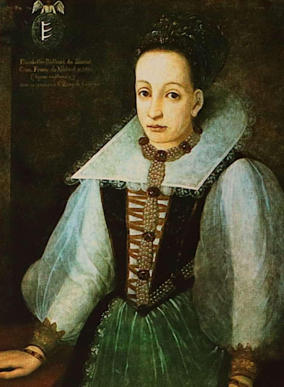 Nữ bá tước máu Elizabeth Báthory
